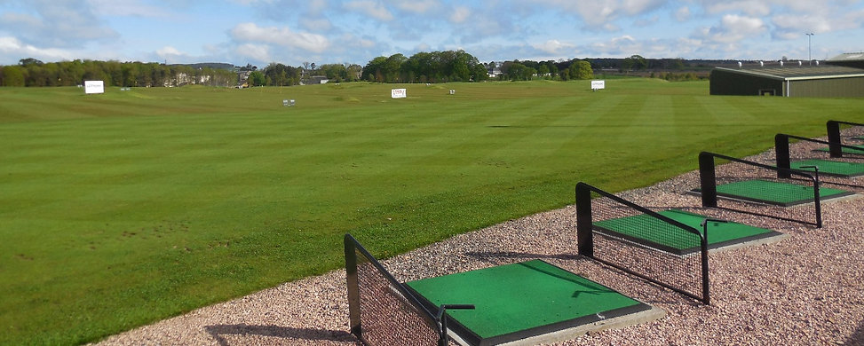 Junior Golf Coaching Range