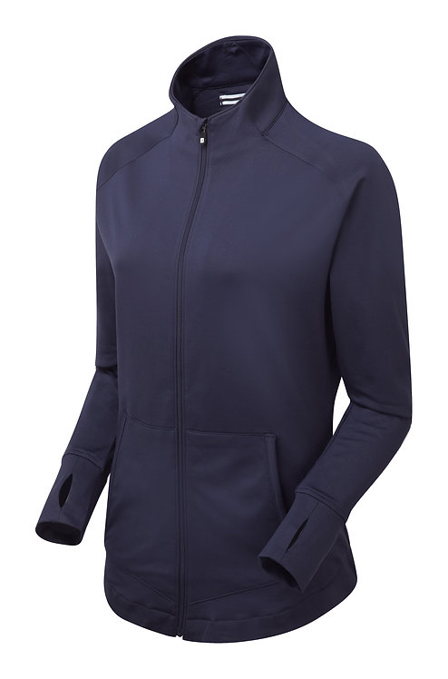 Women's Footjoy Full Zip Brushed ChillOut