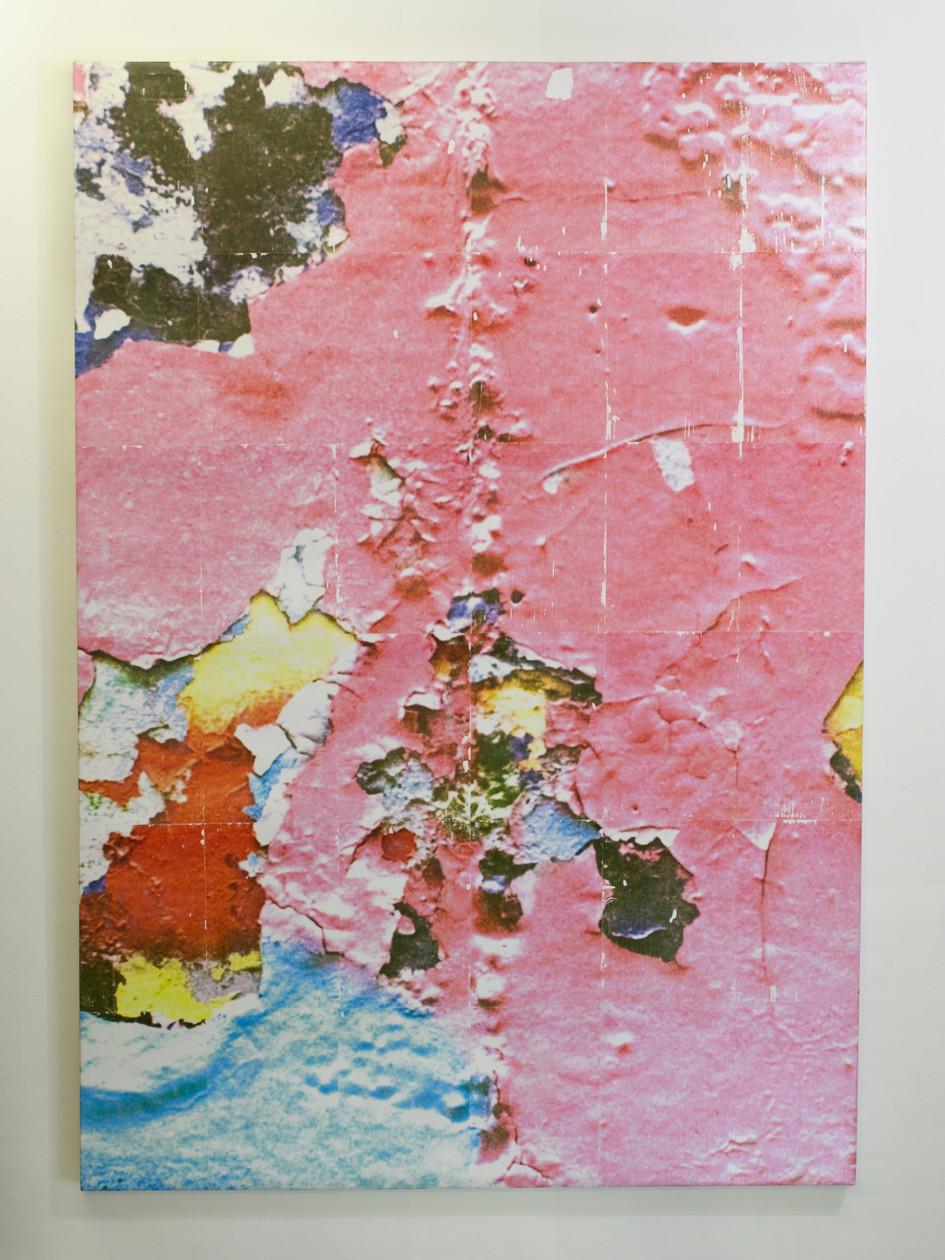 Fault (pink)