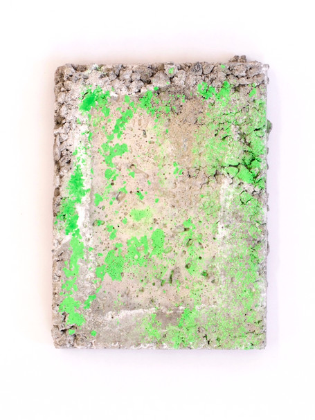 green speck