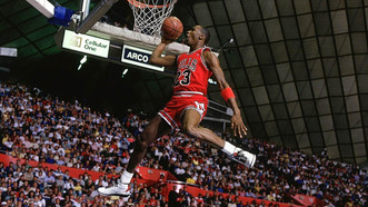 NIKE And Michael Jordan Make The Jordan Brand