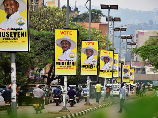 Museveni Brands Foreign News Channels Useless In First President-Elect Address