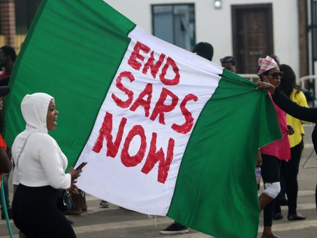 Nigeria loses N700bn in 12 days to #EndSARS protests