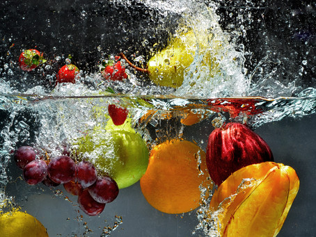 Is Washing Fruits Any Good?