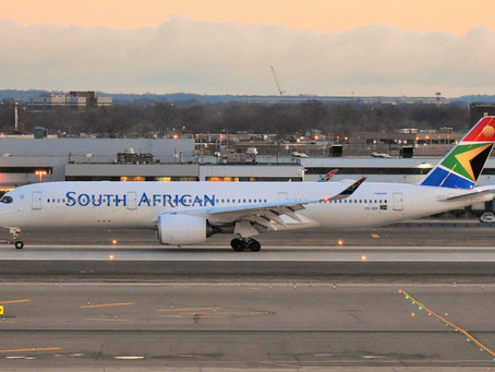 South African Airways Enters Critical Week in Funding Search