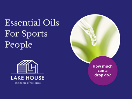 The Best Oils For Sports