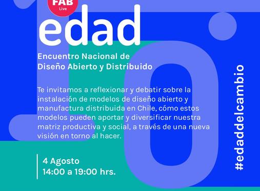 EDAD - Encuentro Nacional de Diseño Abierto y Distribuido