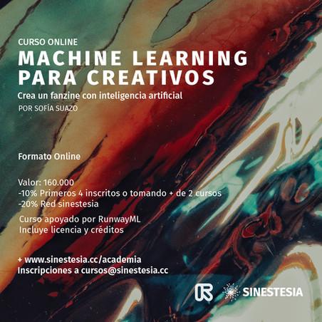 MACHINE LEARNING PARA CREATIVOS POR SOFÍA SUAZO