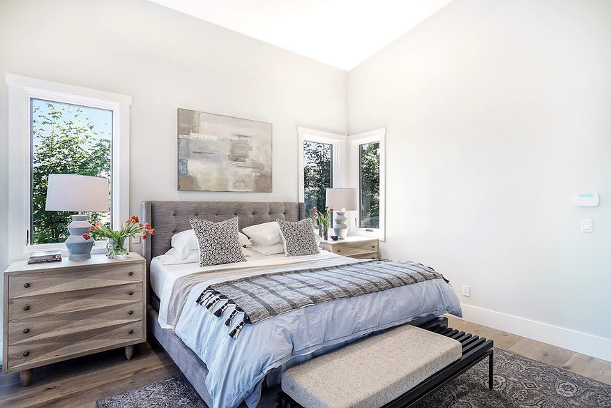 Master Bedroom Photo By Matthew Witschon