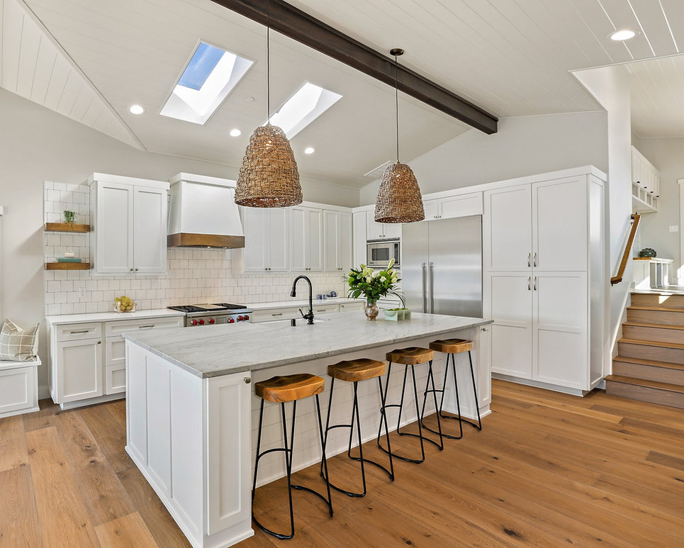 Cabinet Detail  Island Living Kitchen Pr