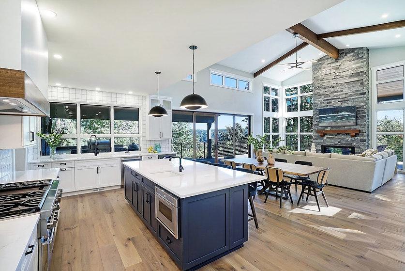 Kitchen Island Photo By Matthew Witschon