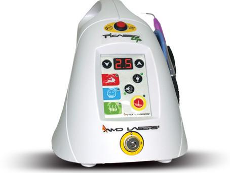 Picasso Laser Periodontal Dental 810nm Diode Oral Soft Tissue Surgery Laser 2.5W Dental Laser
