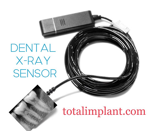 Dental Xray Sensor Size 1.5 with Software Twain Driver Dexis Compatible