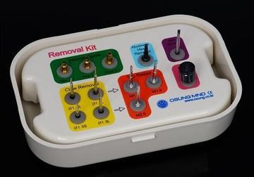 Dental Implant Screw Removal Kit - OSR
