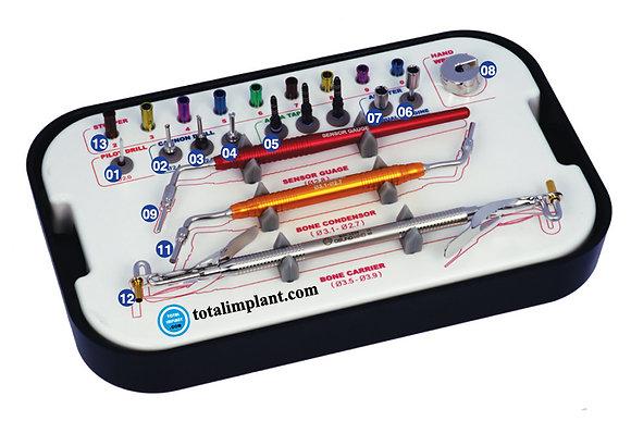 Dental Crestal Approach Kit