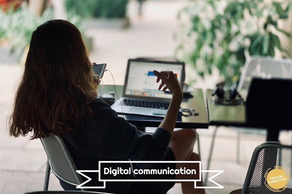 Digital marketing promotion