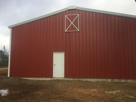 Top 3 Advantages of Pre-Engineered Steel Buildings:
