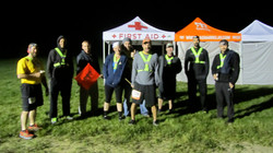 Ragnar Relay - middle of the night!