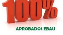 100% aprobados en la EBAU Junio 2021