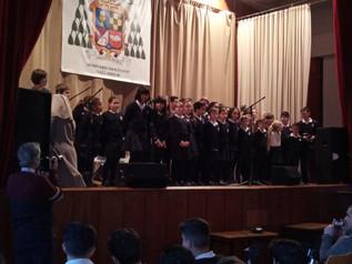 III Encuentro de Villancicos en el Colegio  Seminario Menor