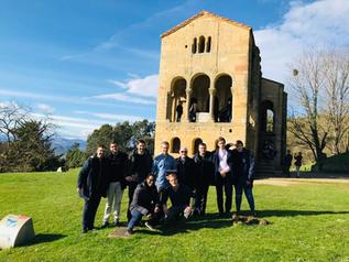 Seminario Mayor; días de convivencia en Oviedo