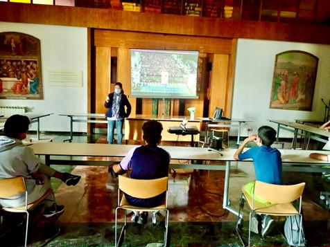 El colegio Seminario Menor comienza sus Jornadas de Formación