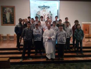 Cura invitado este miércoles: D. Juan Carlos Plaza, párroco de Santa María de los Mártires en Íscar.