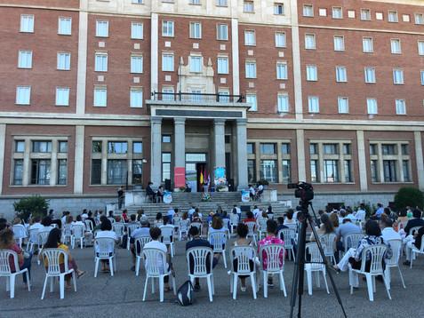 """Fantástica Final del II Torneo Escolar de Debate, """"Ciudad de Valladolid, Construyendo Puentes&q"""