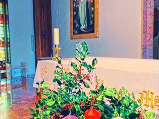Comienza la Novena a la Virgen de la Inmaculada