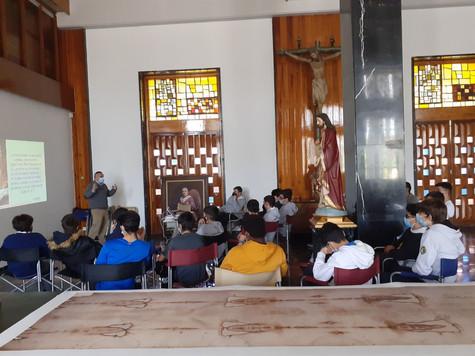 Charla y exposición sobre la Sabana Santa de Turín