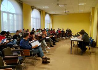 Encuentro de Seminaristas Mayores de la región del Duero- La Rioja
