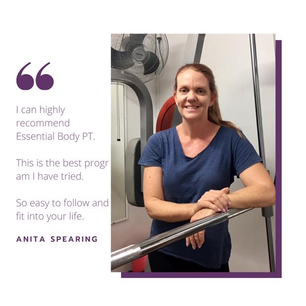 Anita Spearing