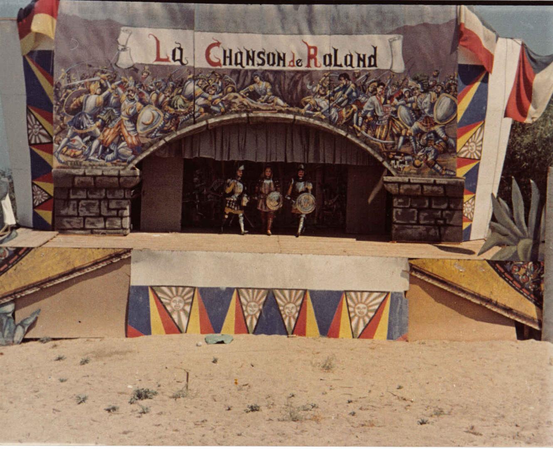 Teatro dell'Opera dei Pupi alla Playa 1960