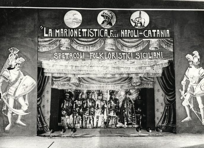 Struttura itinerante F.lli Napoli (anni '70)