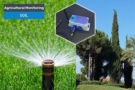 Autonomous agriculture irrigation