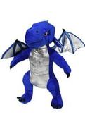 The Blue Dragon Slayer