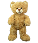 Caramel Candy Bear