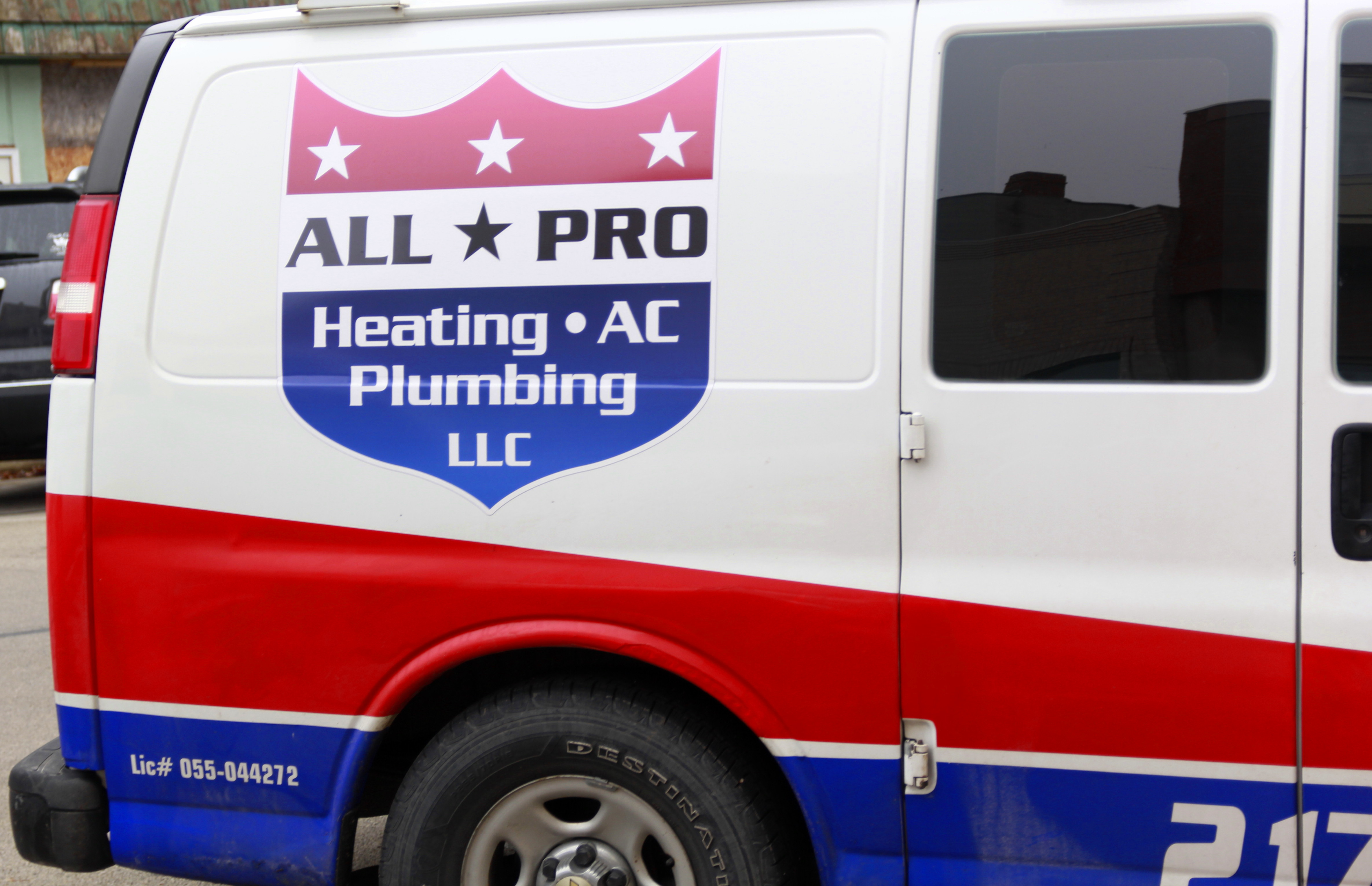 All Pro Heating Air Conditioning And Plumbing
