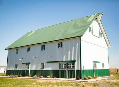 Our Favorite Barn Wedding Ideas