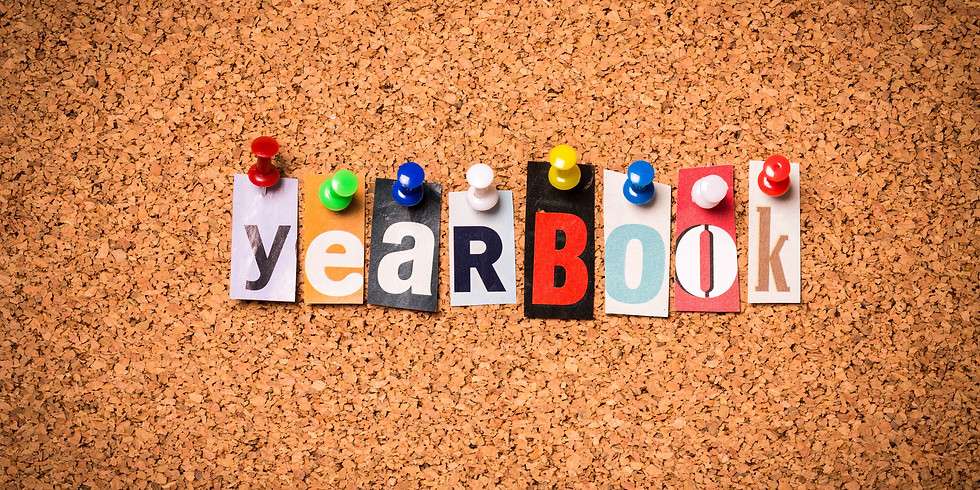 Purchase Your Yearbooks!
