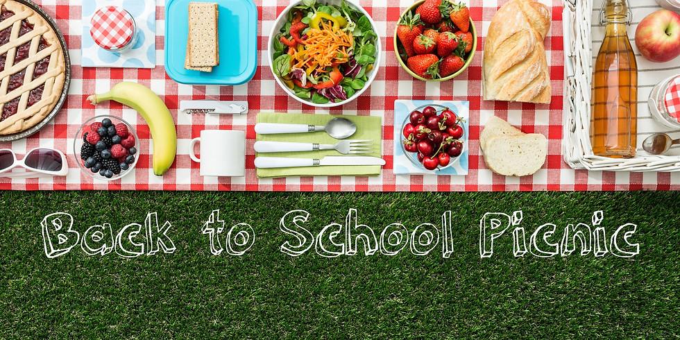 Back to School Picnic