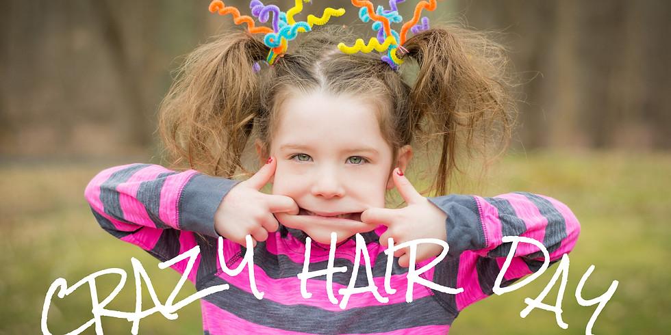 Crazy Hair Day