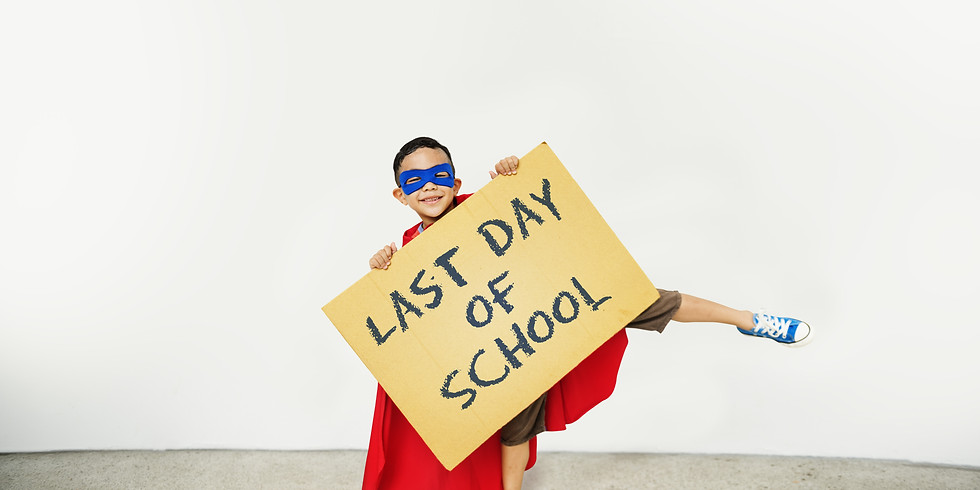 Last Day of School - Dismissal at 11:00 am
