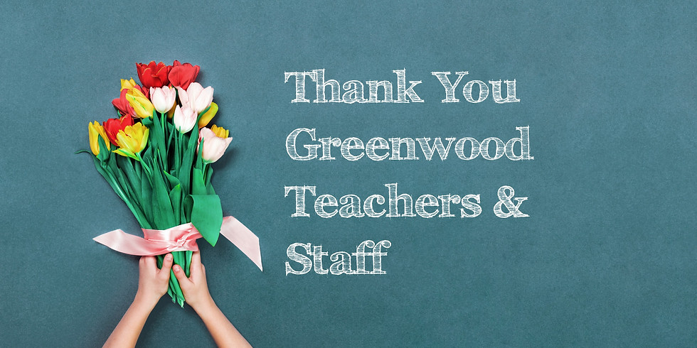 Spring Teacher Appreciation