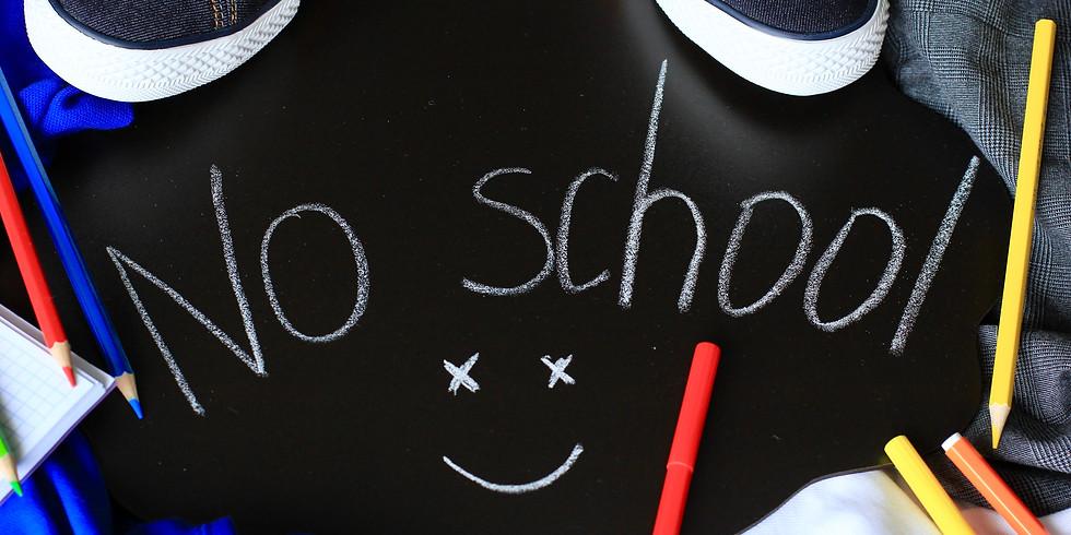 NO SCHOOL for Grades K, 3-5