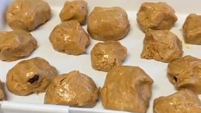 Collagen Protein Peanut Butter Balls