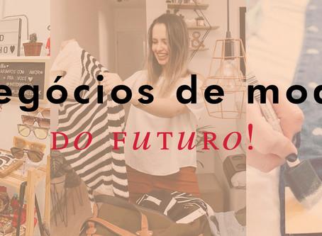 Negócios de moda do futuro