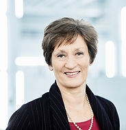 Portrait of the Rector of ETH Zurich, Dr. Prof. Sarah Springman