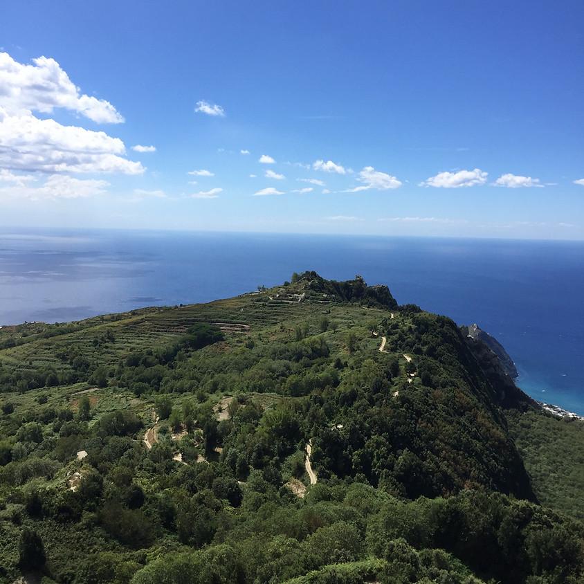 Mai 2020 Ischia Retreat mit Laura und Orhan
