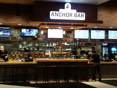 Anchor Bar (Las Vegas) Review – The Inventors of Buffalo Wings!
